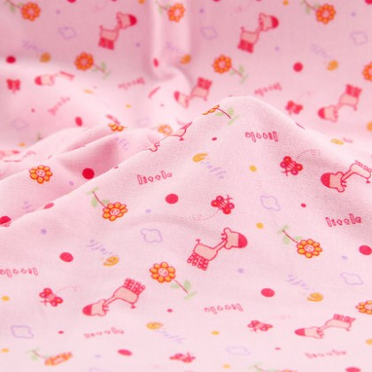 Flower Pattern Fabrics
